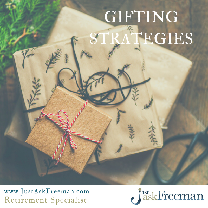 Gifting Strategies - retirement planning with Freeman Owen, Jr.