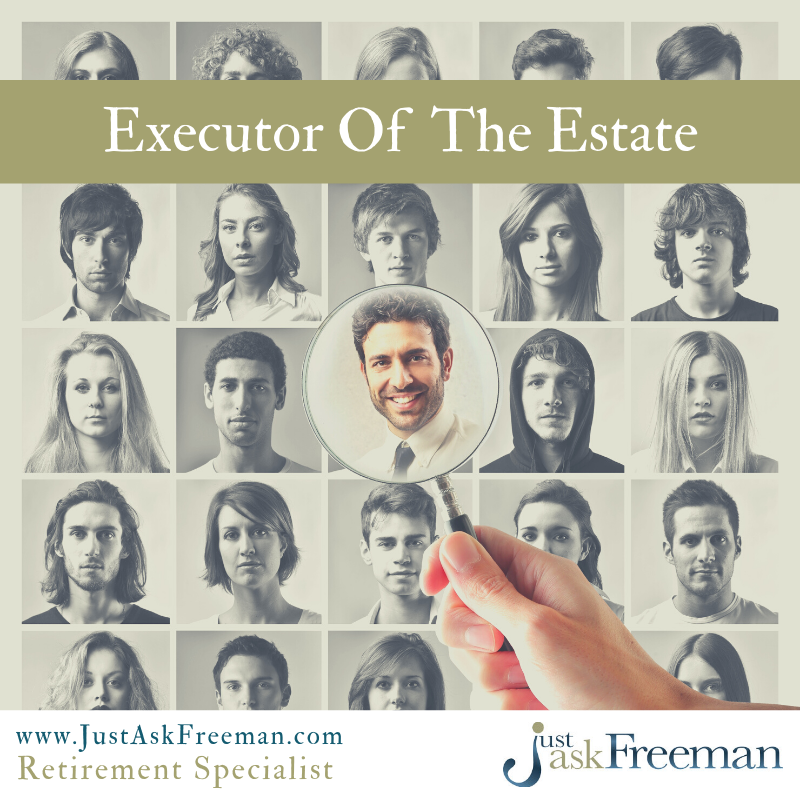Executor of the estate