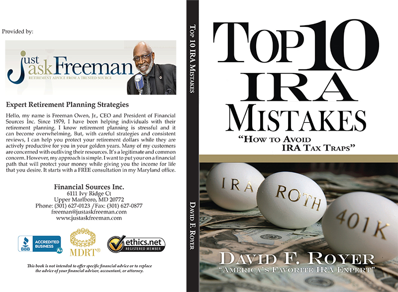 Top 10 IRA Mistakes